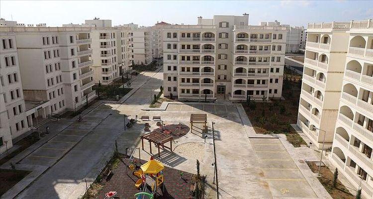 Elazığ'daki deprem konutları yükseliyor