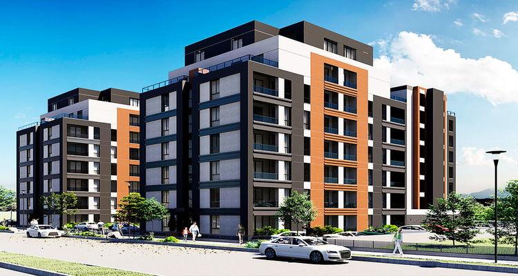 Erk Prestij projesi 379 bin TL'den başlayan fiyatlarla ev sahibi yapıyor