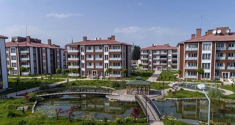 Eskişehir Sivrihisar'da yeni sosyal konutlar inşa edilecek