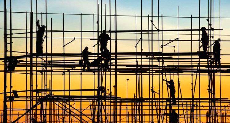 İnşaat sektöründe istihdam Şubat ayında arttı
