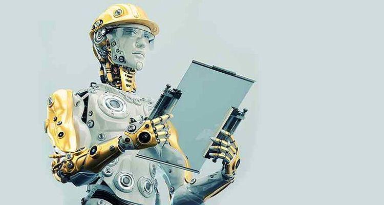 İnşaatlarda çalışacak robot işçiler geliyor