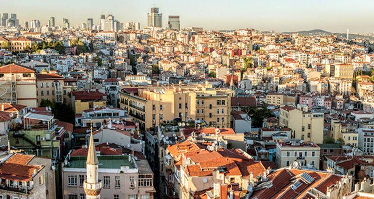 İstanbul'da 20 yaşın üzerinde 3 milyon konut bulunuyor