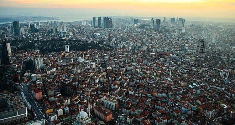 İstanbul'da 252 bin civarında konut stoku bulunuyor