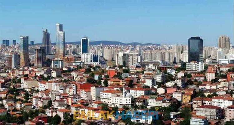 İstanbul'da 85 bin konut dönüşüme alındı