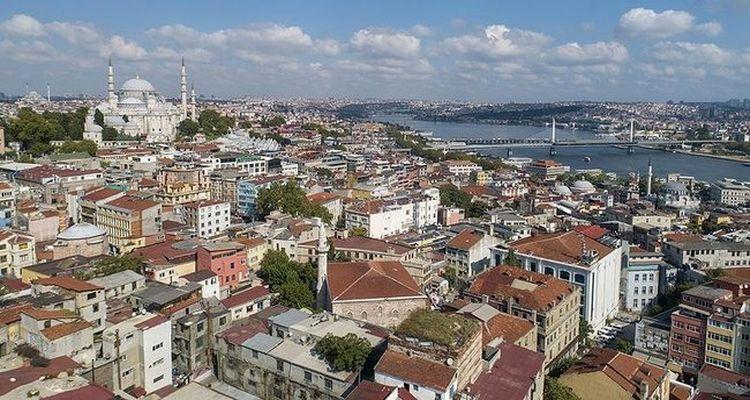 İstanbul'da konut satışları yüzde 29 düştü