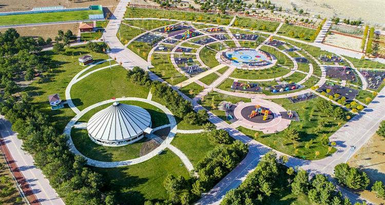 İstanbul'un bir ilçesinde daha millet bahçesi hayata geçiriliyor