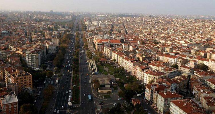 İstanbul'un iki ilçesinde yabancıların ikamet iznine sınırlama