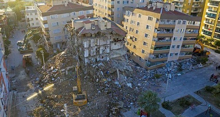 İzmir'de 488 binanın daha yıkımına başlanıyor