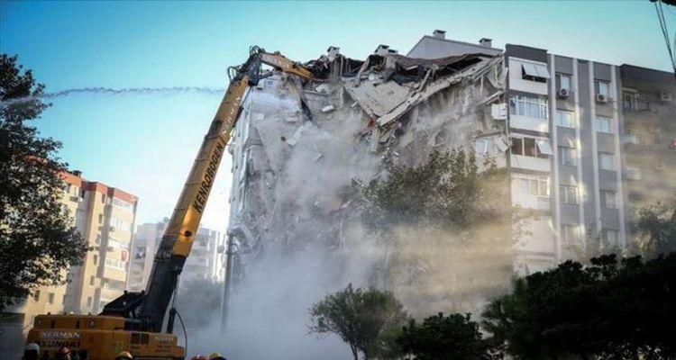 İzmir'de deprem konutlarının inşası başlıyor