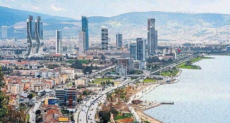 İzmir'de konut satışları yüzde 84 oranında arttı