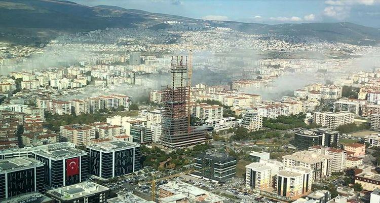 İzmir'de orta hasarlı binaların durumu ne olacak?