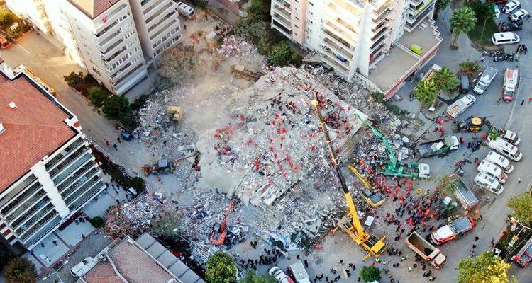 İzmir'deki binaların beton kalitesi düşük bulundu