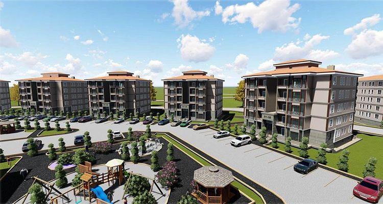 İzmir'deki deprem konutlarının inşaatı başlıyor