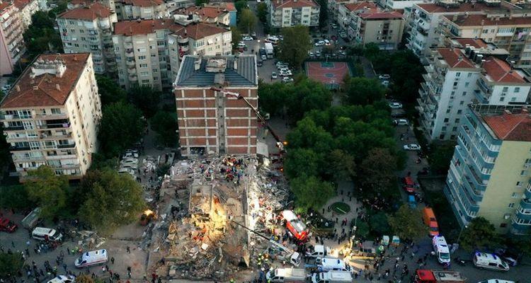 İzmir'in yeniden inşasına Çinli şirketler talip oldu