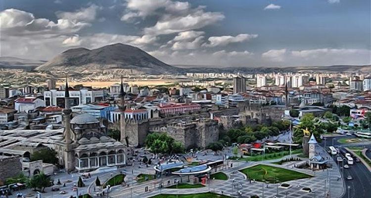 Kayseri Beyazşehir'de 2 adet arsa satışa sunuldu