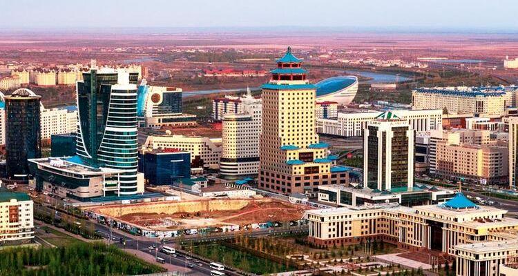Kazakistan'da konut inşaat yatırımı pandemiye rağmen artıyor