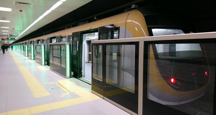 Kirazlı-Halkalı metro hattı 2023'te açılacak