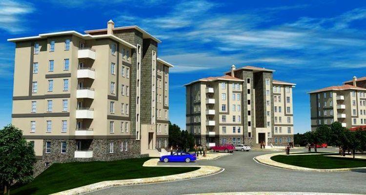 Konya Beyşehir'de yeni sosyal konutlar hayata geçirilecek