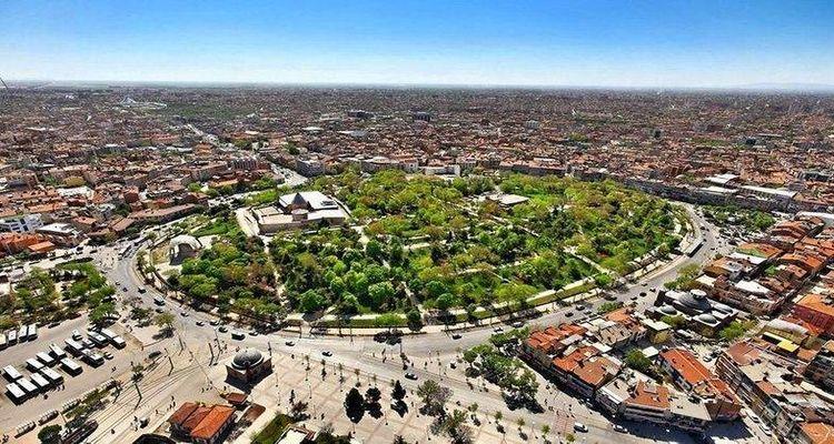 Konya Karatay'da 4 adet arsa satışa sunuldu