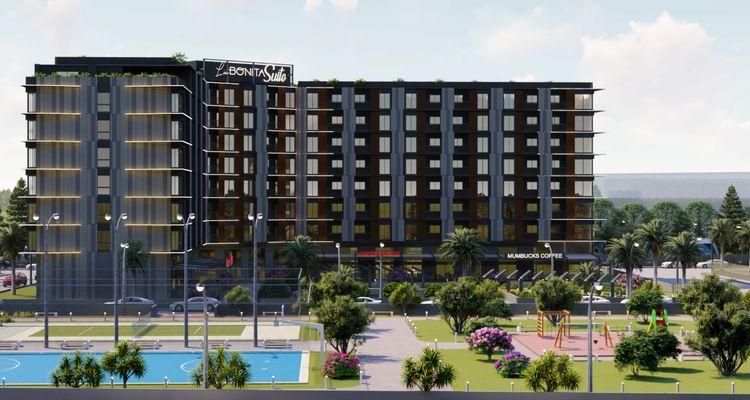 LaBonita Suite projesi Çiğli'de kuruluyor