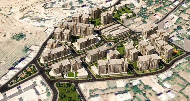 Mardin'de kentsel dönüşüm başladı