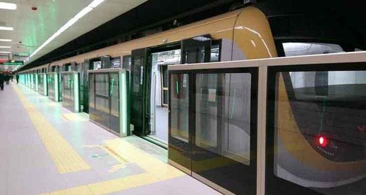 Mecidiyeköy-Mahmutbey metro hattı hizmete açıldı