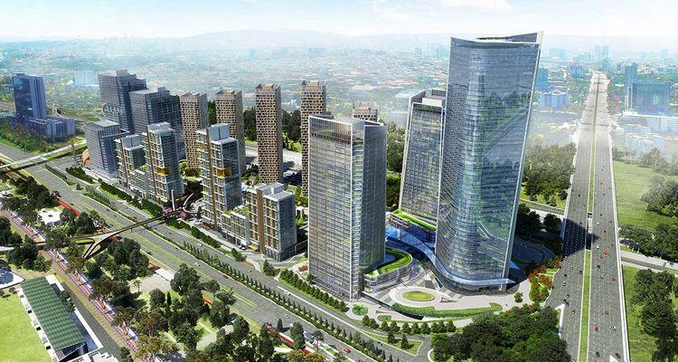Merkez Ankara projesinde ofisler satışa sunuldu