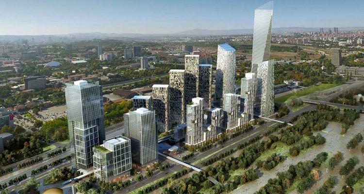 Merkez Ankara projesinde yüzde 0.99 faiz fırsatı