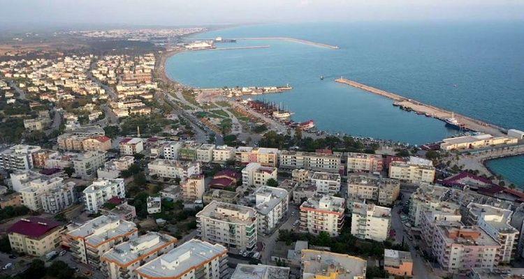 Mersin Taşucu'nda emlak fiyatları uçuşa geçti