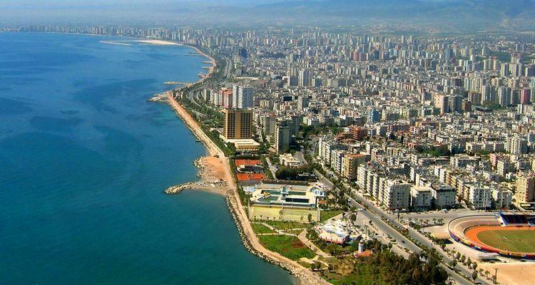 Mersin'de konut satışları yıla düşüşle başladı