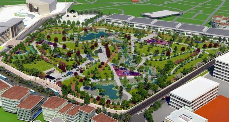 Millet bahçeleri deprem toplanma alanları olarak da kullanılacak