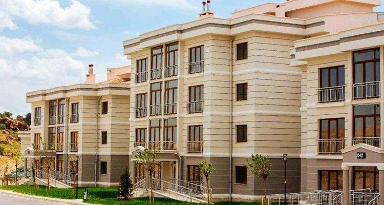 Palandöken'de 642 yeni sosyal konut inşa edilecek