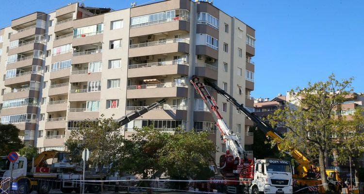 Riskli son bina yıkılıncaya kadar dönüşüme devam