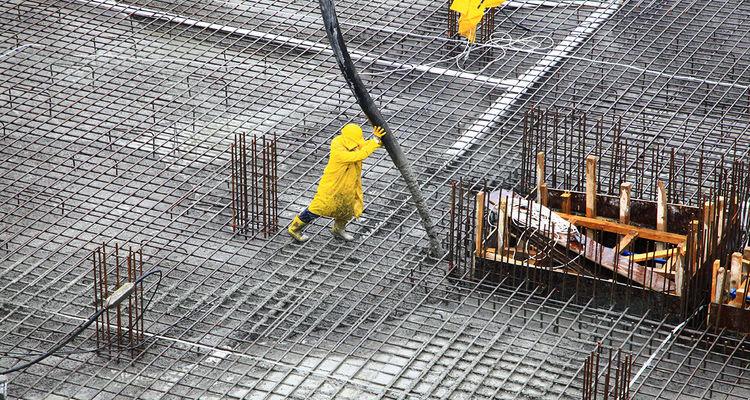 Sağlam binalar için betonun tüm süreci izlenecek