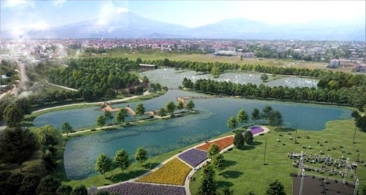 Siirt'te millet bahçesi inşa edilecek