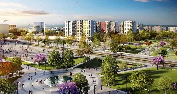 Sur Yapı Antalya projesinde 900 konut daha teslim edilecek