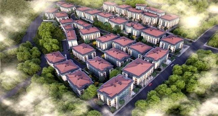TOKİ Üsküdar Kirazlıtepe projesinde çalışmalar başlıyor