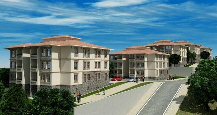 Uzundere'de 809 sosyal konut inşa ediliyor
