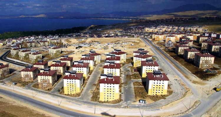 Van'da 26 bin güvenli konut inşa edildi