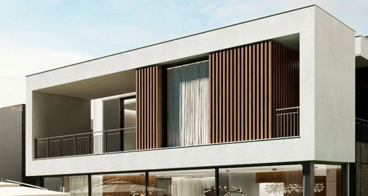 Villa Voyage projesi Gaziantep'in villalar bölgesinde kuruluyor