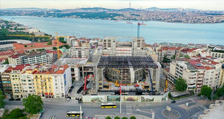 Yeni AKM 29 Ekim'de açılacak