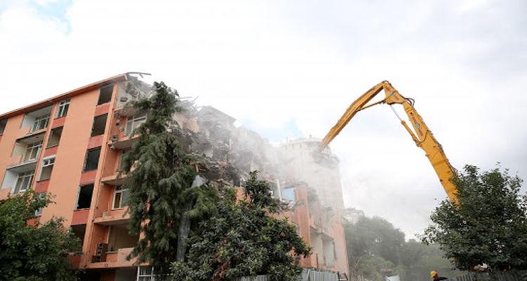 Bina yıkım yönetmeliği geliyor!