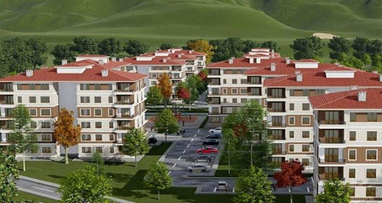 Zonguldak'ta 269 adet sosyal konut satışa sunuldu