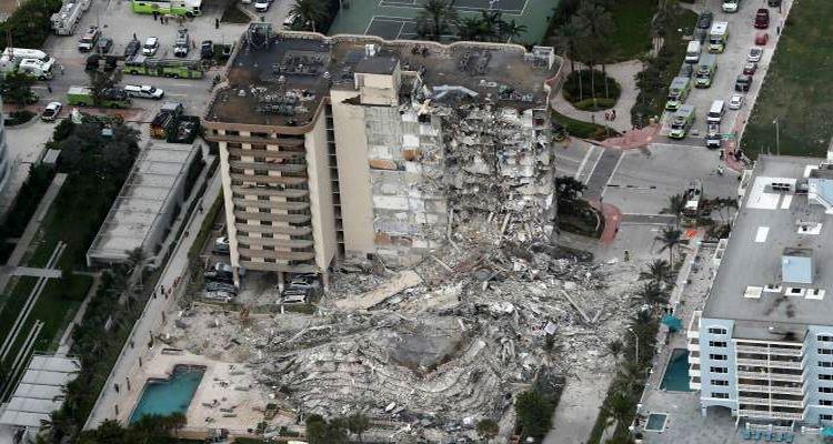ABD'de çöken binanın raporu ortaya çıktı