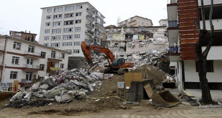 Açelya Apartmanı bölgesinde kentsel dönüşüm başlıyor
