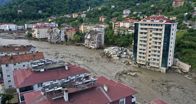 Afetlerden etkilenen yapıların hasar tutarları açıklandı