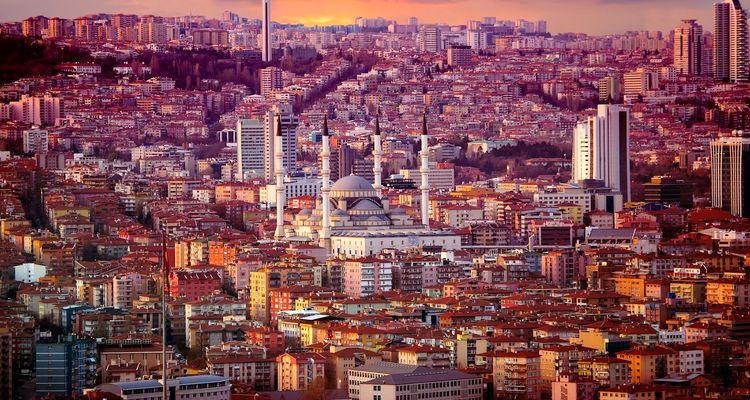 Ankara'da Ağustos ayında 13 bin konut satıldı
