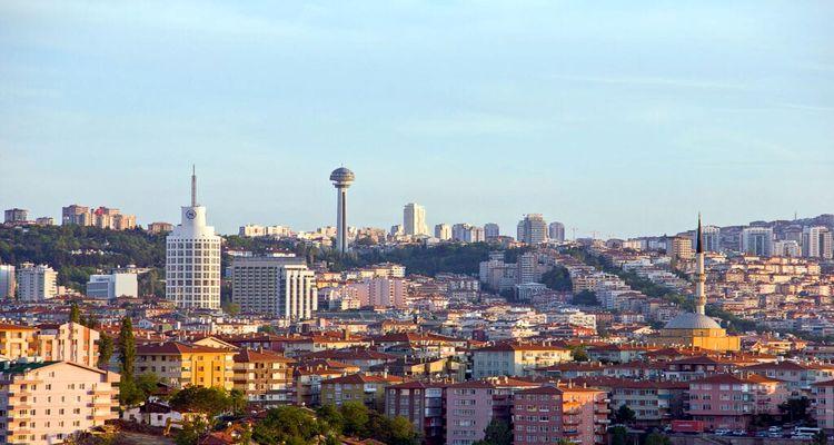 Ankara'da Mayıs ayında 5 bin 653 konut satıldı