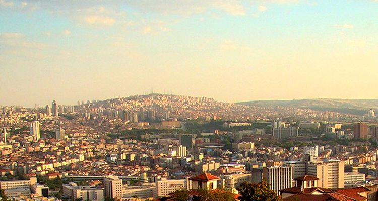 Ankara'daki konut satışları Temmuz'da düştü
