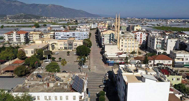 Antalya Demre'de 76 adet iş yeri satışa sunuldu